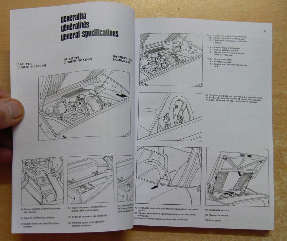 308gtbs Ferrari 308 Fuse Box Img 1